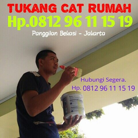 Jasa Tukang Cat Rumah