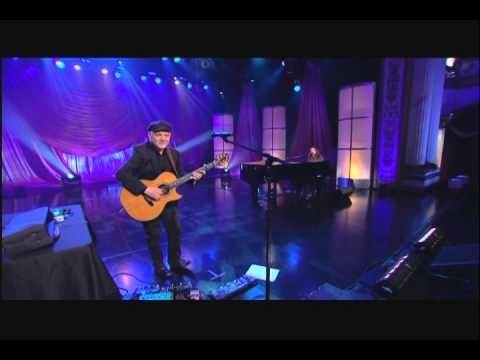 "Cheri Keaggy & Phil Keaggy perform ""Romans 15:13 (Benediction Song)"" LIV..."