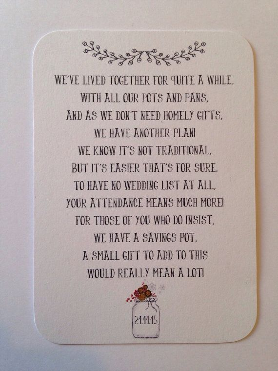 Additional Wedding Invitation Inserts by AutumnSweethearts on Etsy