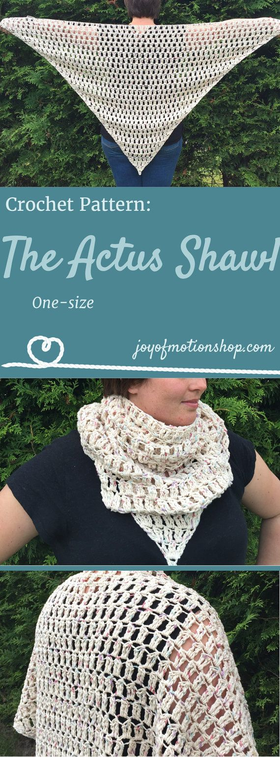 The Actus Shawl - a crochet pattern. A shawl crochet pattern for a quick & easy project. Perfect in both cotton & wool. Make this in just an evening or a few days. Woman's crochet pattern   shawl crochet pattern   easy crochet pattern   crochet pattern for her   quick crochet pattern   wrap crochet pattern   cowl crochet pattern   warm crochet pattern. Click to purchase or repin to save it forever.