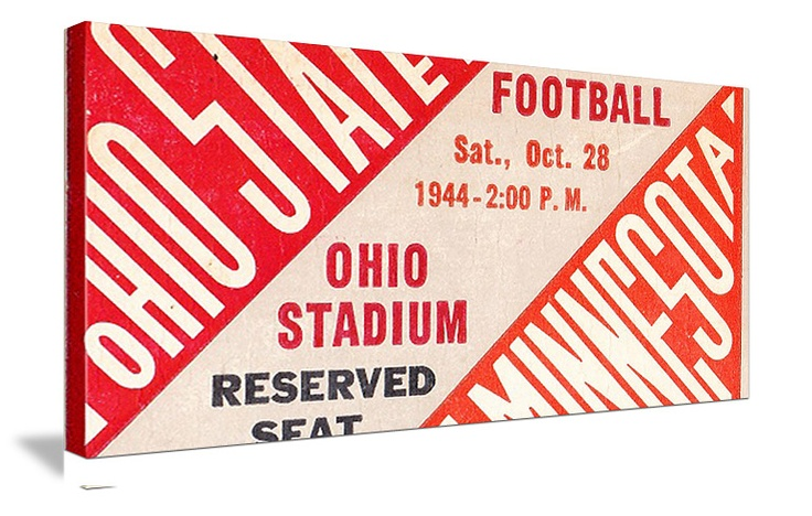 Ohio State football tickets. The best vintage Ohio State tickets are at http://www.shop.47straightposters.com/Ohio-State-Football-Tickets-and-Ohio-Dayton-and-Cincy-Tickets_c25.htm