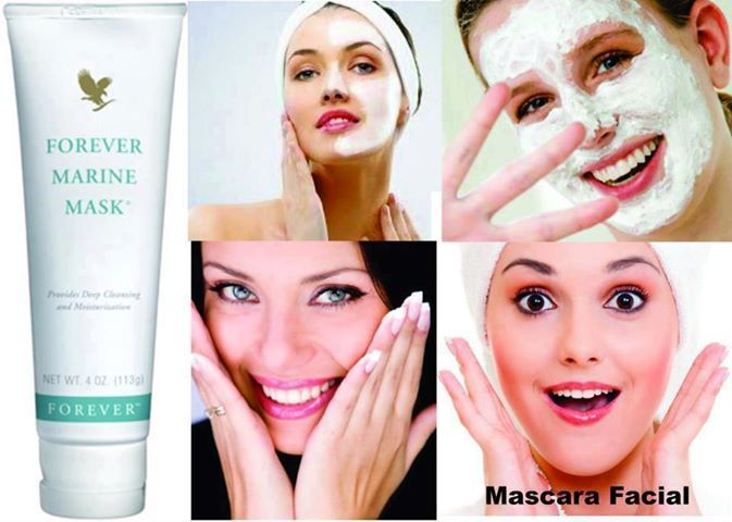 Forever Marine Mask® provides deep cleansing while balancing the skin's texture with natural sea minerals from sea kelp and algae, plus the super moisturizing and conditioning properties of aloe vera, honey, and cucumber extract. This easy-to-apply, deep penetrating mask will leave your skin feeling refreshed and revitalized. http://www.healeraloe.flp.com