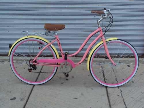 Bicicletas Nuevas Estilo Retro Vintage