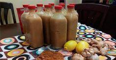 Bu içecek %100 doğaldır ve vücudu zararlı toksinler, kimyasallar ve yağlardan arındırır. Aynı şekilde soğuk algınlığı ve gripten korur ve kan akışımızı düzenler, karaciğeri temizler, serbest radikallerin neden olduğu hastalıkları ortadan kaldırır.
