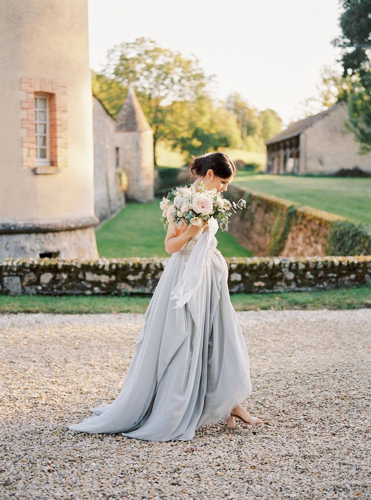Organic French Chateau Inspiration