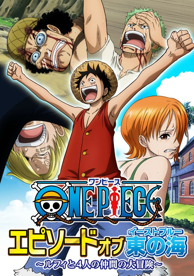 One Piece Special East Blue The Movie Subtitle Indonesia