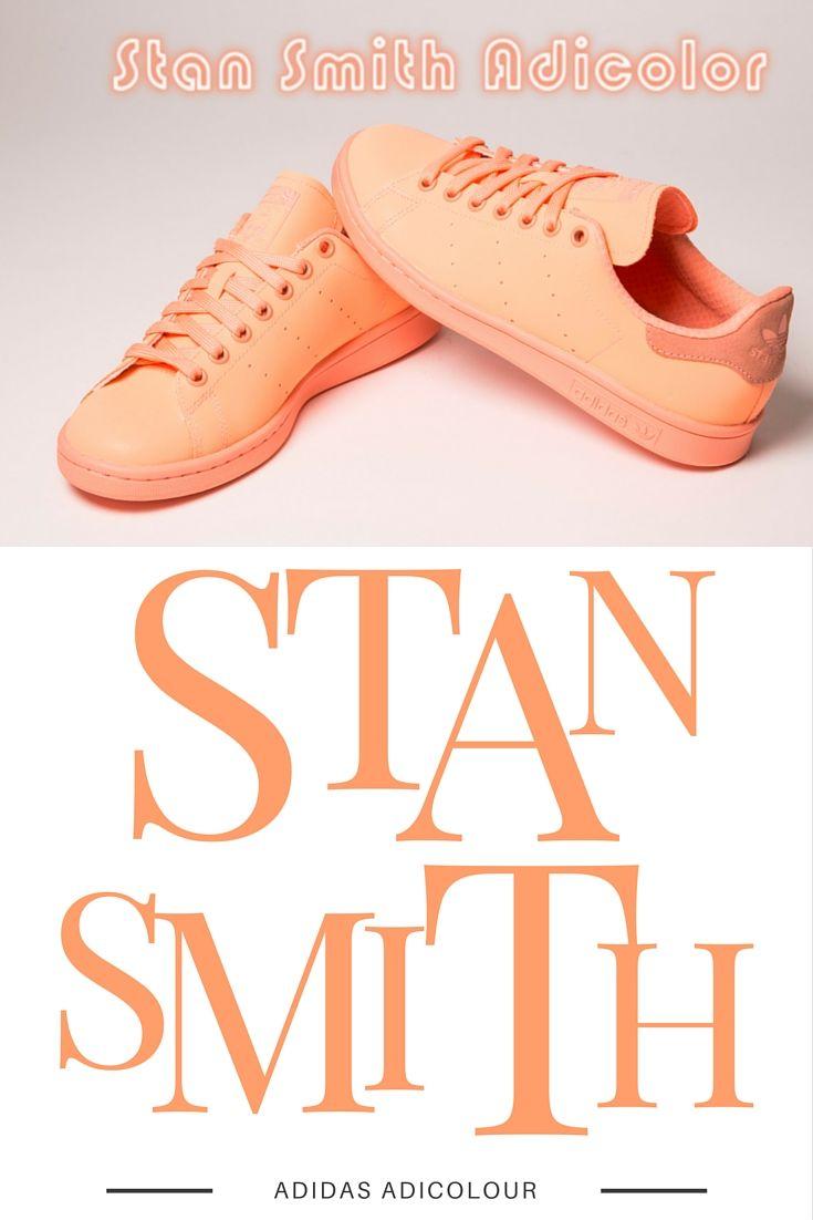 Adidas Stan Smith Neon