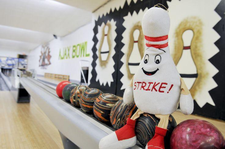 Ajax Bowling #BowlingBalls #BowlingAlley #Ajax