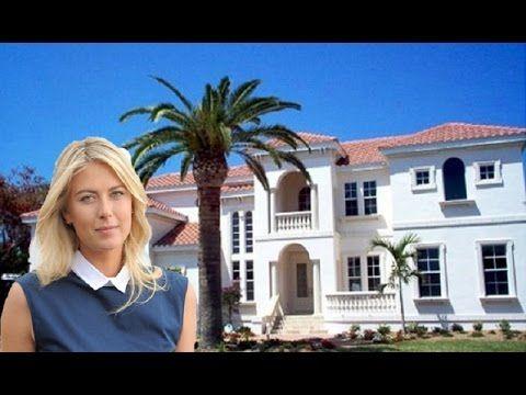 Maria Sharapova Lifestyle, Net Worth, Salary, House, Biography, Cars, Bo...