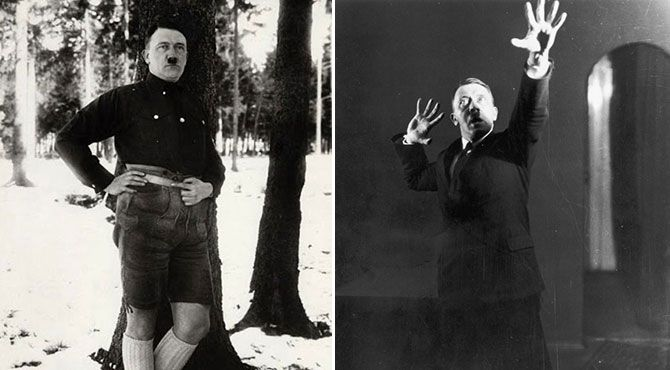 Hitler Never Wanted The World to See These Embarrassing Secret Photos