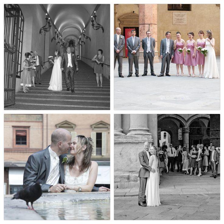 Wedding in the city #bolognawedding #destinationweddinginbologna #gettingmarriedinitaly