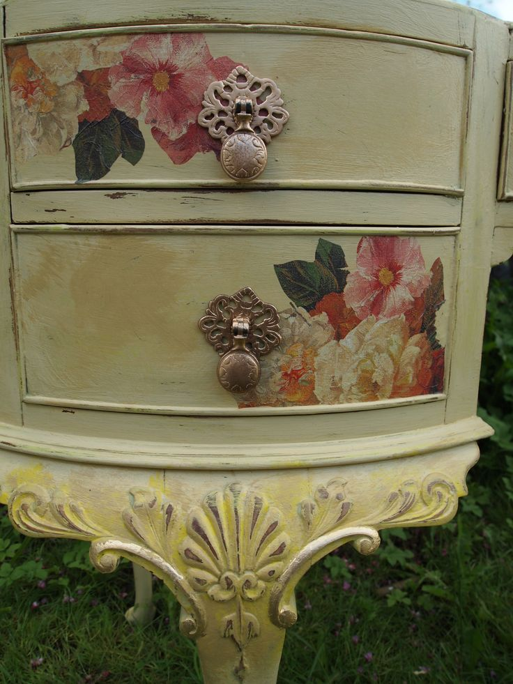 17 best images about painted shabby chic decoupage for Tableaux shabby chic