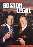 Boston Legal: Season 5 [4 Discs] [DVD]
