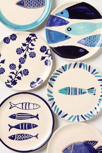 sabores do mar - Canape Plate