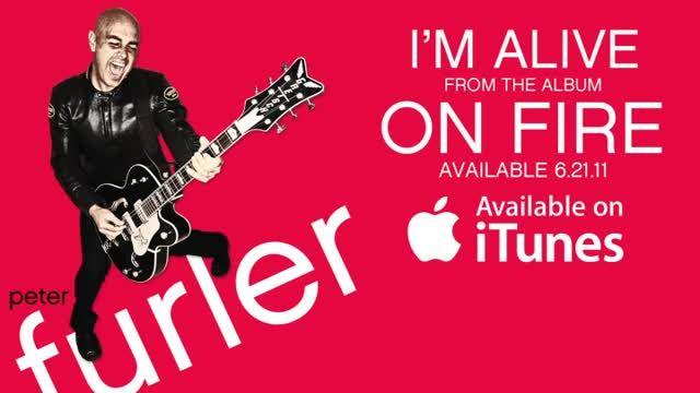 Peter Furler - I'm Alive (Slideshow with Lyrics) - Music Videos