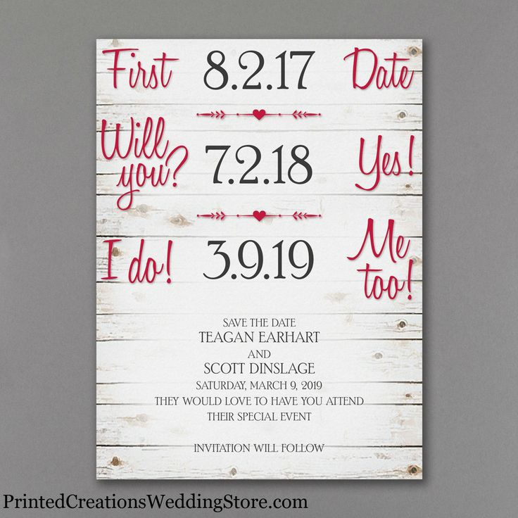 75 Best Images About Save The Dates