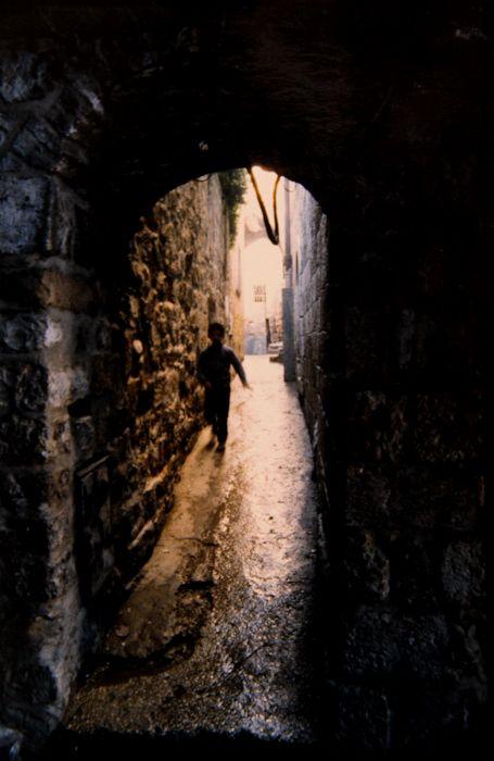 Streets of Old Jerusalem