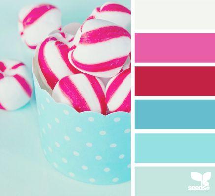candied bright  Color Palette - Paint Inspiration- Paint Colors- Paint Palette- Color- Design Inspiration