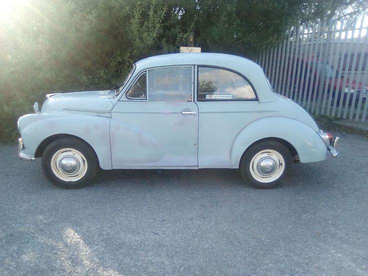 eBay: Morris Minor 1000 1961