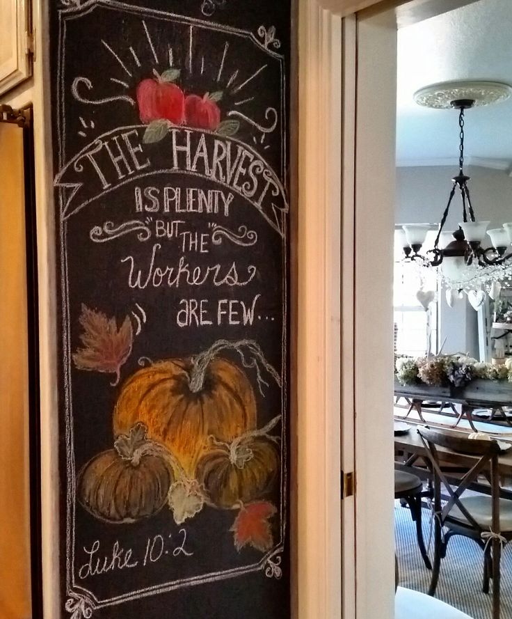 Home Design Ideas Blackboard: Fall Chalkboard, Blackboard