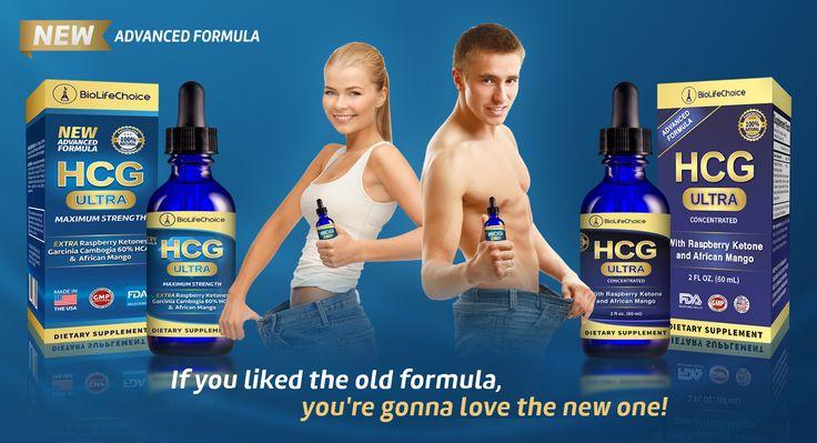 HCG ULTRA Maximum Strength (60 ml) BIOLIFE CHOICE - Nutri Store