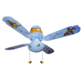 16 best ceiling fans images on pinterest ceiling fan ceiling fans cute winnie the pooh ceiling fan mozeypictures Gallery
