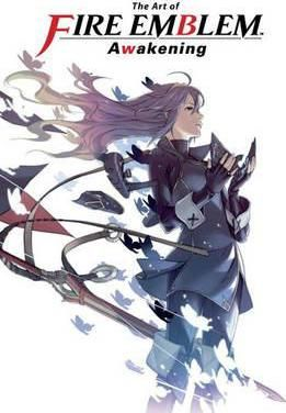 1. The Art of Fire Emblem: Awakening  AUD $46.18
