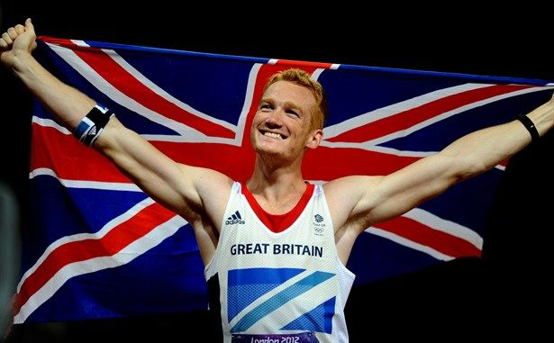 "Greg Rutherford London 2012 - ""I would like to thank my coach Dan Pfaff who is incredible, my therapist Gerry Ramogida (ART) is incredible."