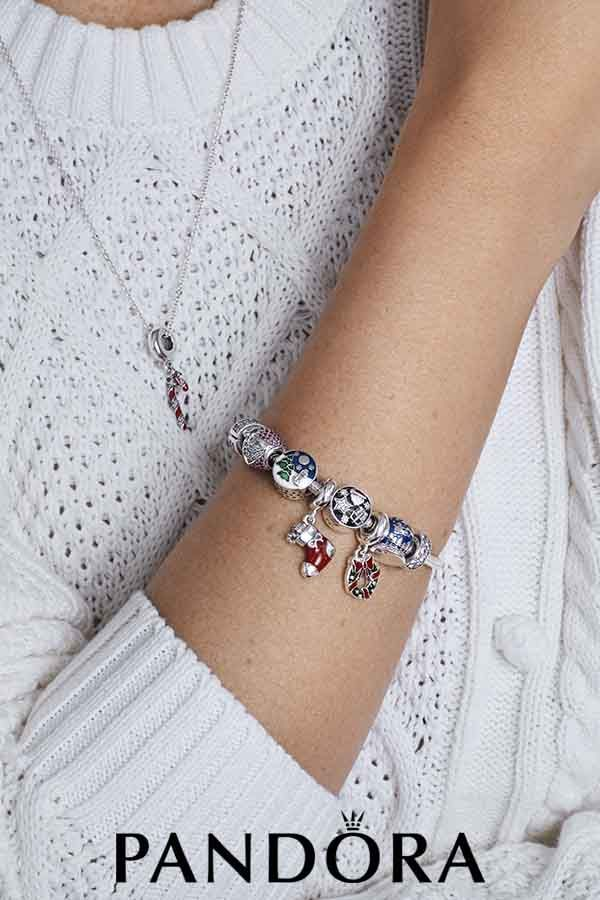 Shine bright this winter with hand-crafted gifts and party-ready designs from PANDORA's new Christmas Collection #DOSeeTheWonderful #DOPANDORA