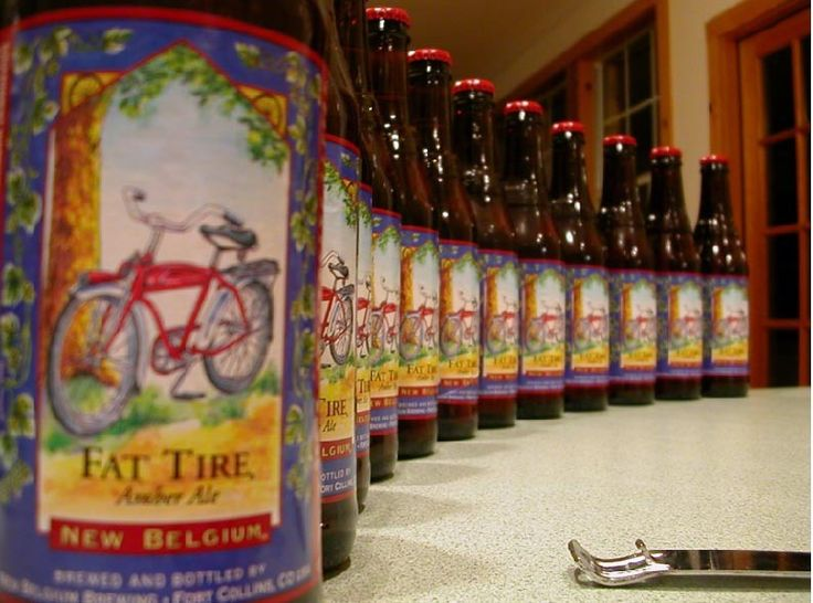Fat Tire (worth pinning twice for the cool photo)!