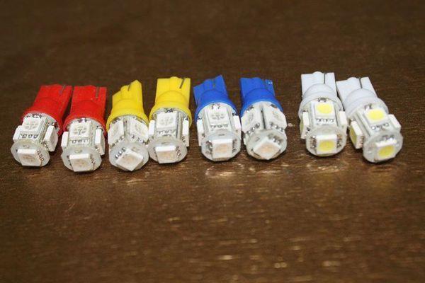 LED Senja/Kota 5 Titik