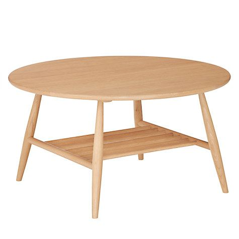 Buy ercol for John Lewis Shalstone Coffee Table Online at johnlewis.com
