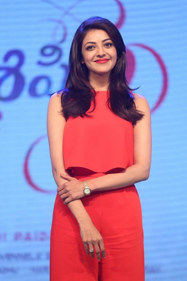 Kajal Aggarwal Latest Stills At Oopiri Telugu Movie Audio