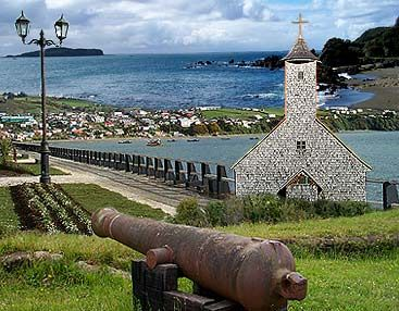 Chiloe island, Ancud. www.selectlatinamerica.co.uk