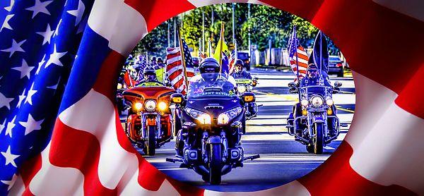 Wonderful patriotic image by my friend.