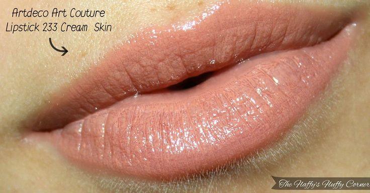 Art Couture Lipstick 233 Cream Skin di Artdeco (Collezione Mystical Forest)