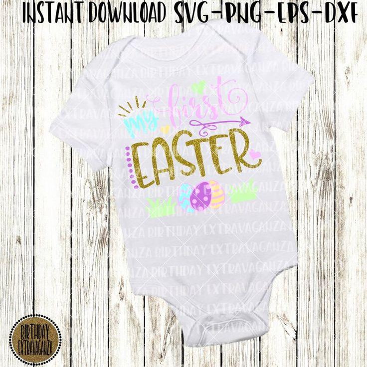 My First Easter Svg Girl 1st Easter Svg Girl Easter Shirt