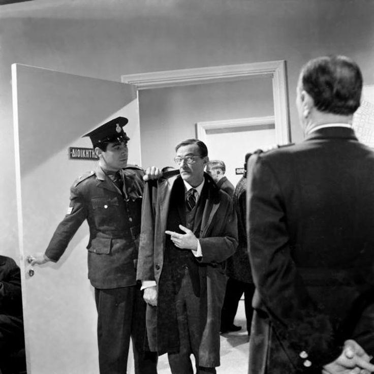 Finos Film - Photo Gallery Ταινίας: 'Φωνάζει Ο Κλέφτης' (1965)