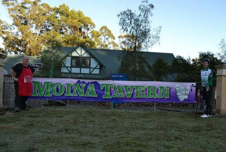Moina Tavern in Moina, TAS