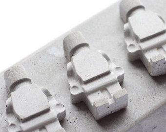 concrete mold – Etsy                                                       …