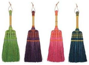 Short Broom eclectic mops brooms and dustpans