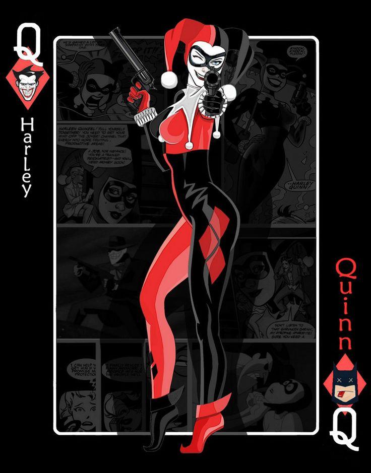 Harley Quinn ~ Q ♦