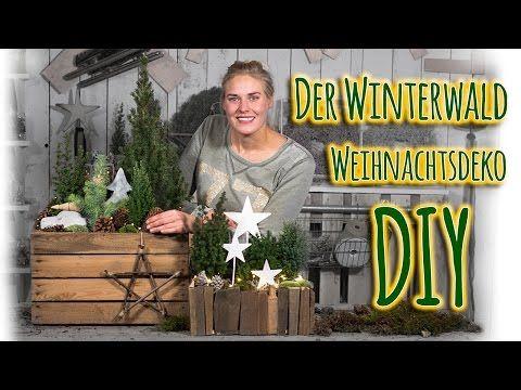 Weihnachtsdeko Selber Machen Naturmaterialien - Tannenzapfen Deko basteln und das Haus stimmungsvoll - YouTube
