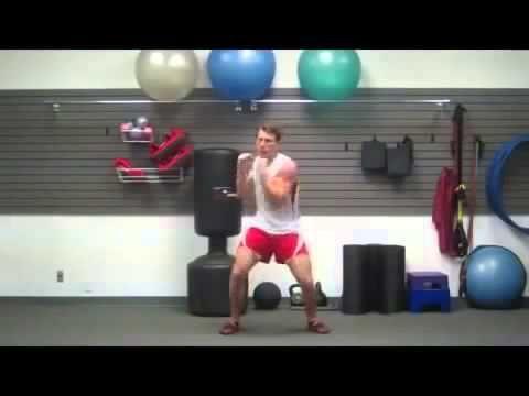 6 Dakikalık Göbek Eritme Egzersizi - YouTube
