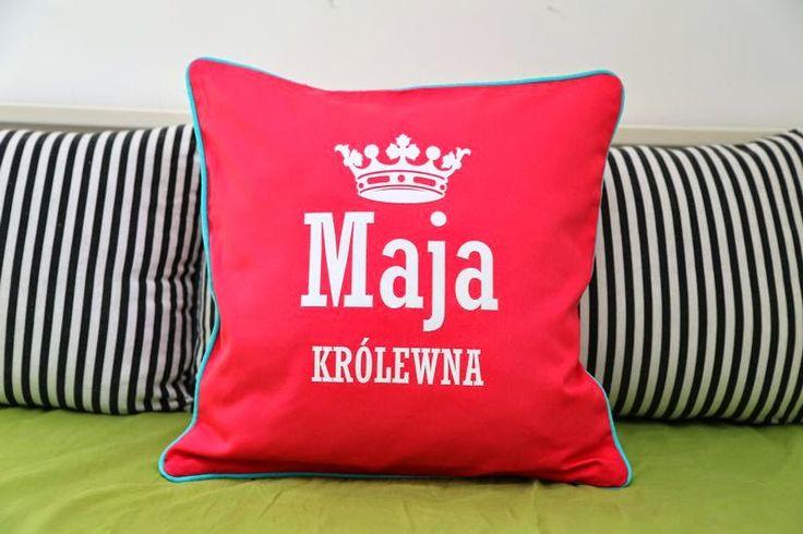 Królewskie poduszki