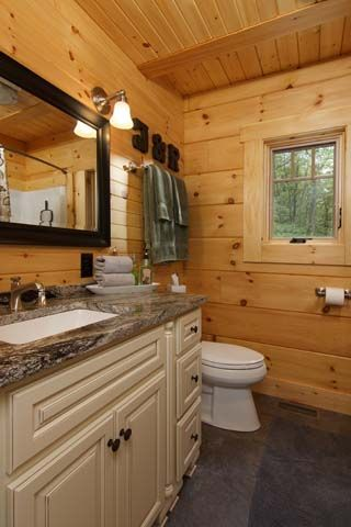 log home bathroom small bathroom deesigns oil rubbed bathroom cabinet tongue groove
