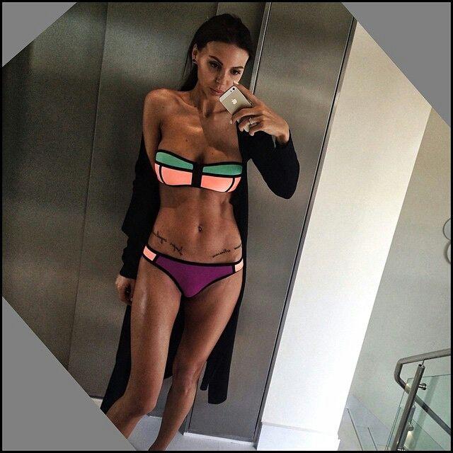 Оксана Самойлова @samoylovaoxana #fit #fitness #motivation #body #flatstomach #abs #hips #legs
