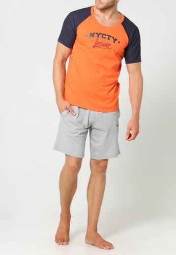 #Uncover by schiesser maglia del pigiama Arancione  ad Euro 19.55 in #Uncover by schiesser #Uomo promo abbigliamento