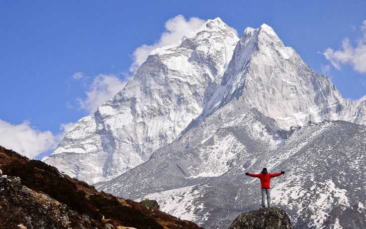 <p>This week, the first vegan mountain climber has successfully reached the top of Mount Everest! </p>