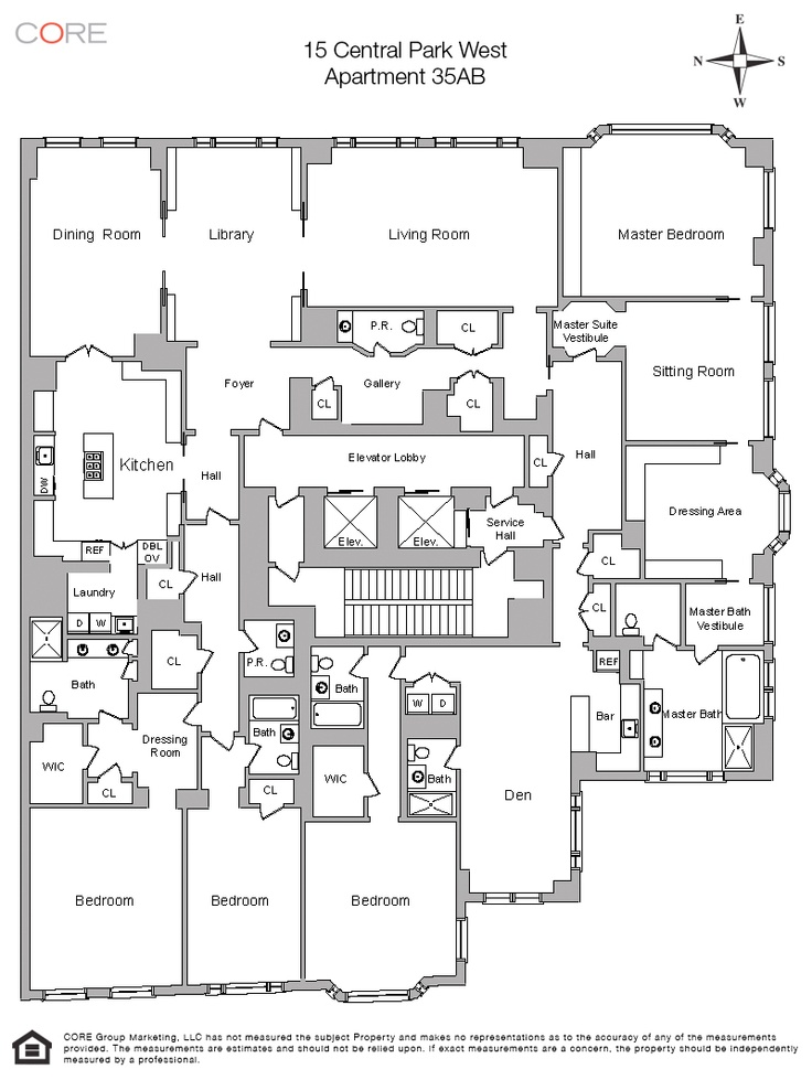 Fantasy Floorplan For I Love Lucy 2nd New York